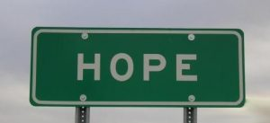 Word hope cropped