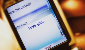 phone text i love you
