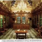 santa maria novella original pharmacy still exists