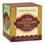 tea chocolate sampler