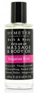 Demeter Bulgarian Rose Massage Oil