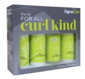 Deva Curl The Kit