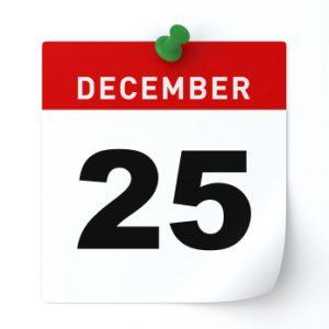 Dec 25